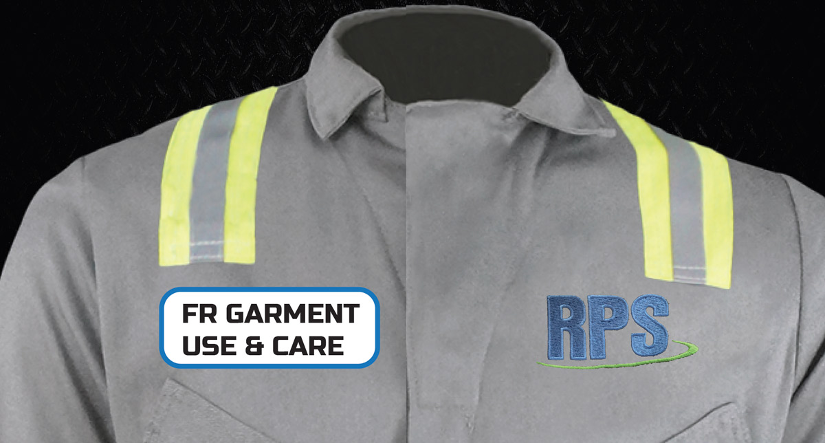Proper Use & Care of FR Garments
